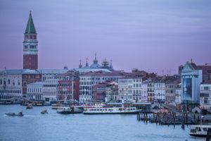 Venice at Dawn, Italy