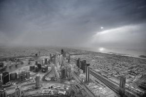 UAE, Burj Khalifa, Dubai